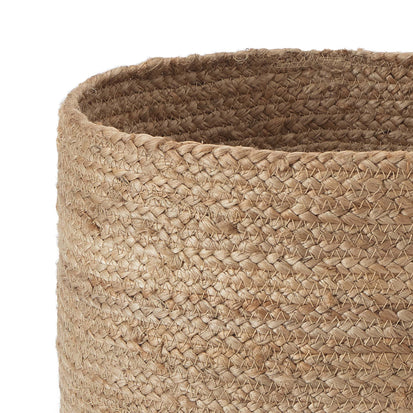 Chenab Basket in natural | Home & Living inspiration | URBANARA