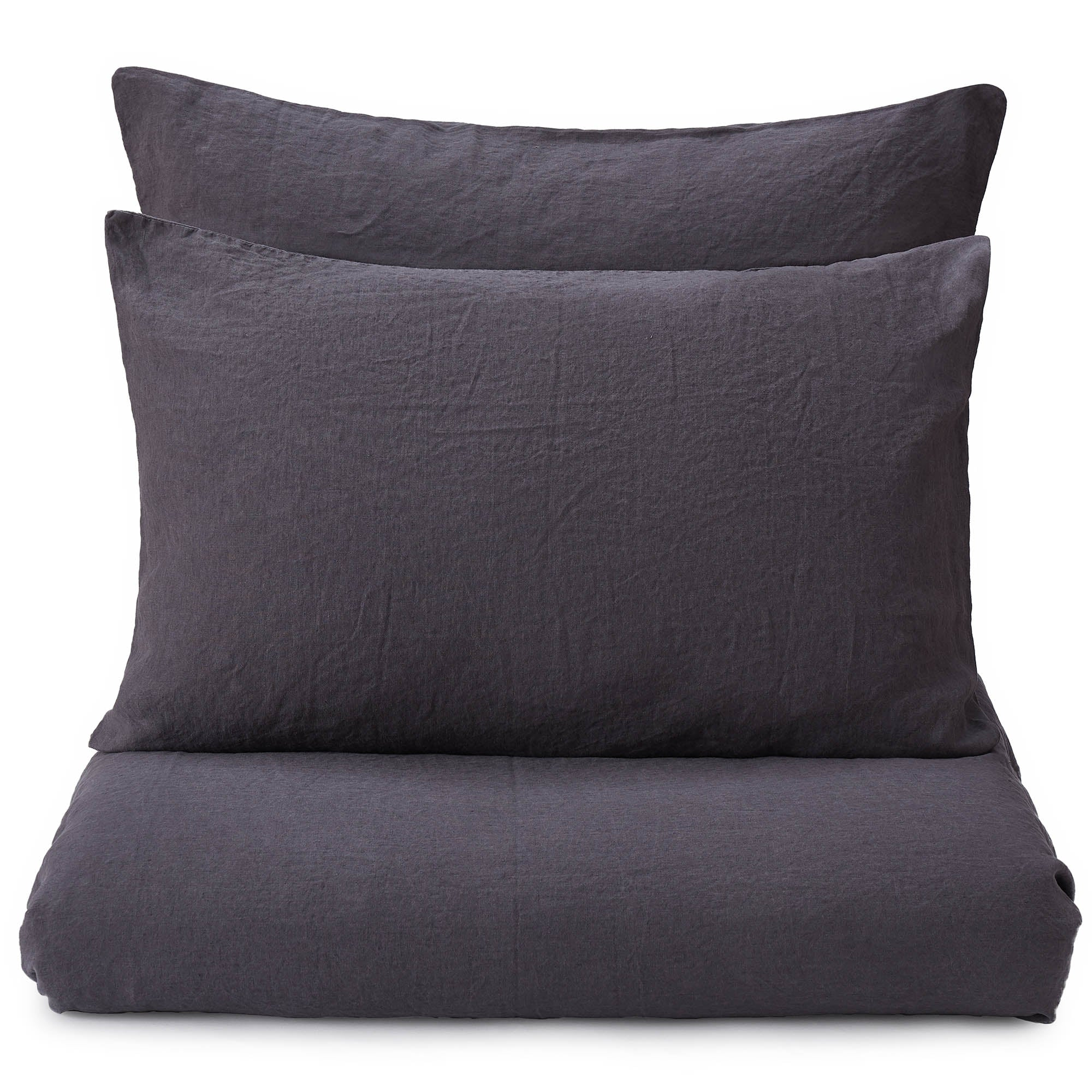 Mafalda Pillowcase [Dark grey]