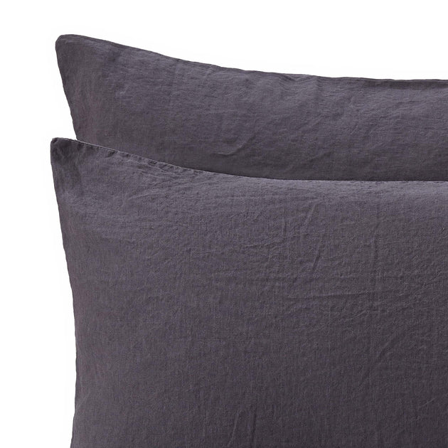 Mafalda Bed Linen [Dark grey]