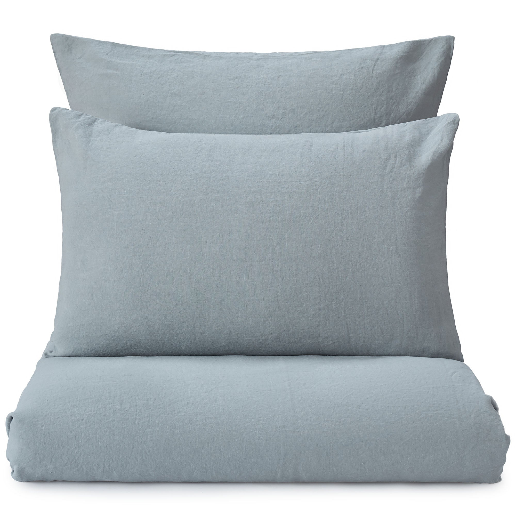Mafalda Pillowcase [Light green grey]