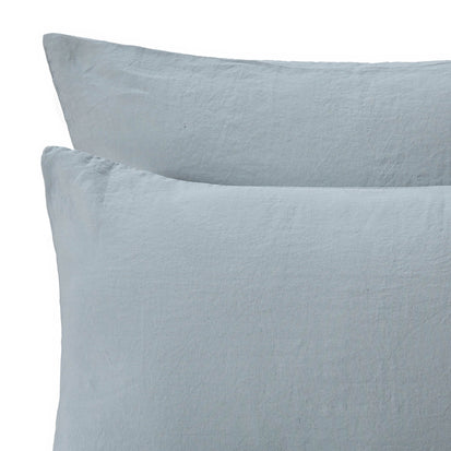 Mafalda Pillowcase in light green grey | Home & Living inspiration | URBANARA