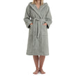 Merouco Capa Organic Bathrobe [Aloe green]