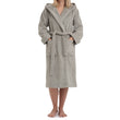 Merouco Capa Organic Bathrobe [Light grey]