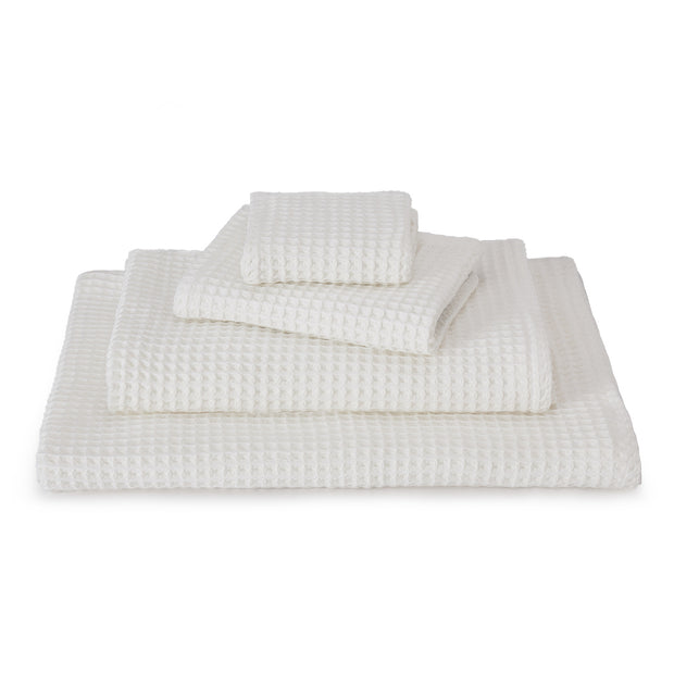 Mikawa Towel Collection off-white, 100% organic cotton
