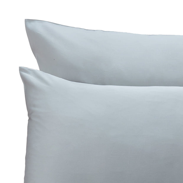 Millau Pillowcase in light green grey | Home & Living inspiration | URBANARA