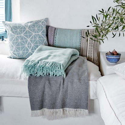 Mint Miramar Decke | Home & Living inspiration | URBANARA