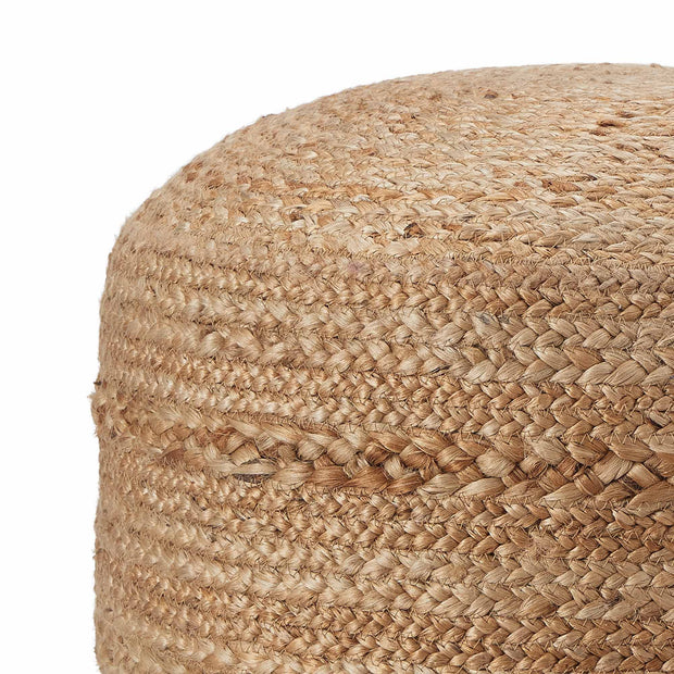 Pahari Pouffe in natural | Home & Living inspiration | URBANARA