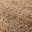 Pahari Pouffe natural, 100% jute | High quality homewares