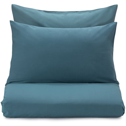 Perpignan Bed Linen teal, 100% combed cotton
