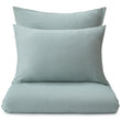 Samares pillowcase, light grey green, 100% cotton