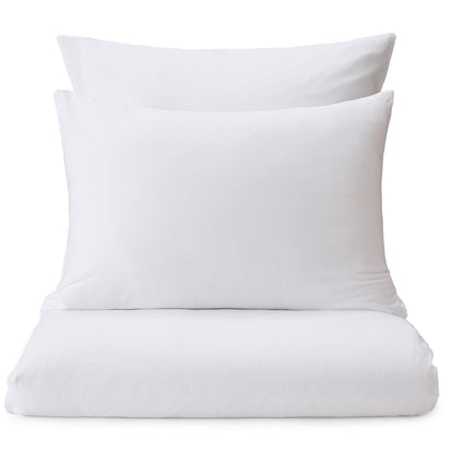 Samares Bed Linen white, 100% cotton