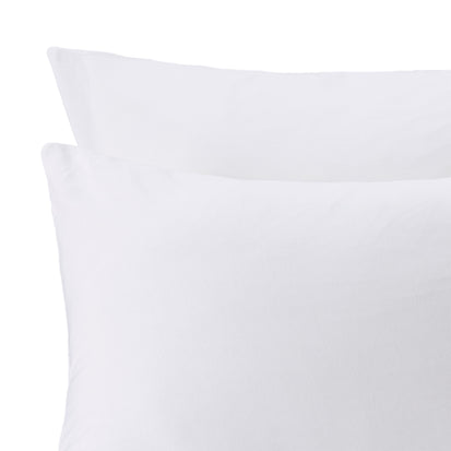 Samares Bed Linen in white | Home & Living inspiration | URBANARA