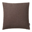 Arica cushion cover, brown melange, 100% baby alpaca wool