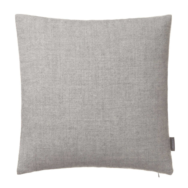 Arica cushion cover, light grey, 100% baby alpaca wool