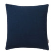 Miramar Cushion dark blue, 100% lambswool