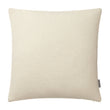 Miramar cushion cover, off-white, 100% lambswool