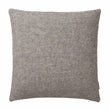 Miramar cushion cover, light grey, 100% lambswool