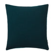Miramar cushion cover, forest green, 100% lambswool
