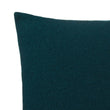 Miramar cushion cover, forest green, 100% lambswool | URBANARA cushion covers