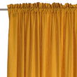 Alegre Curtain Set in mustard | Home & Living inspiration | URBANARA