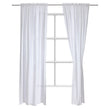 Alegre curtain, white, 100% cotton