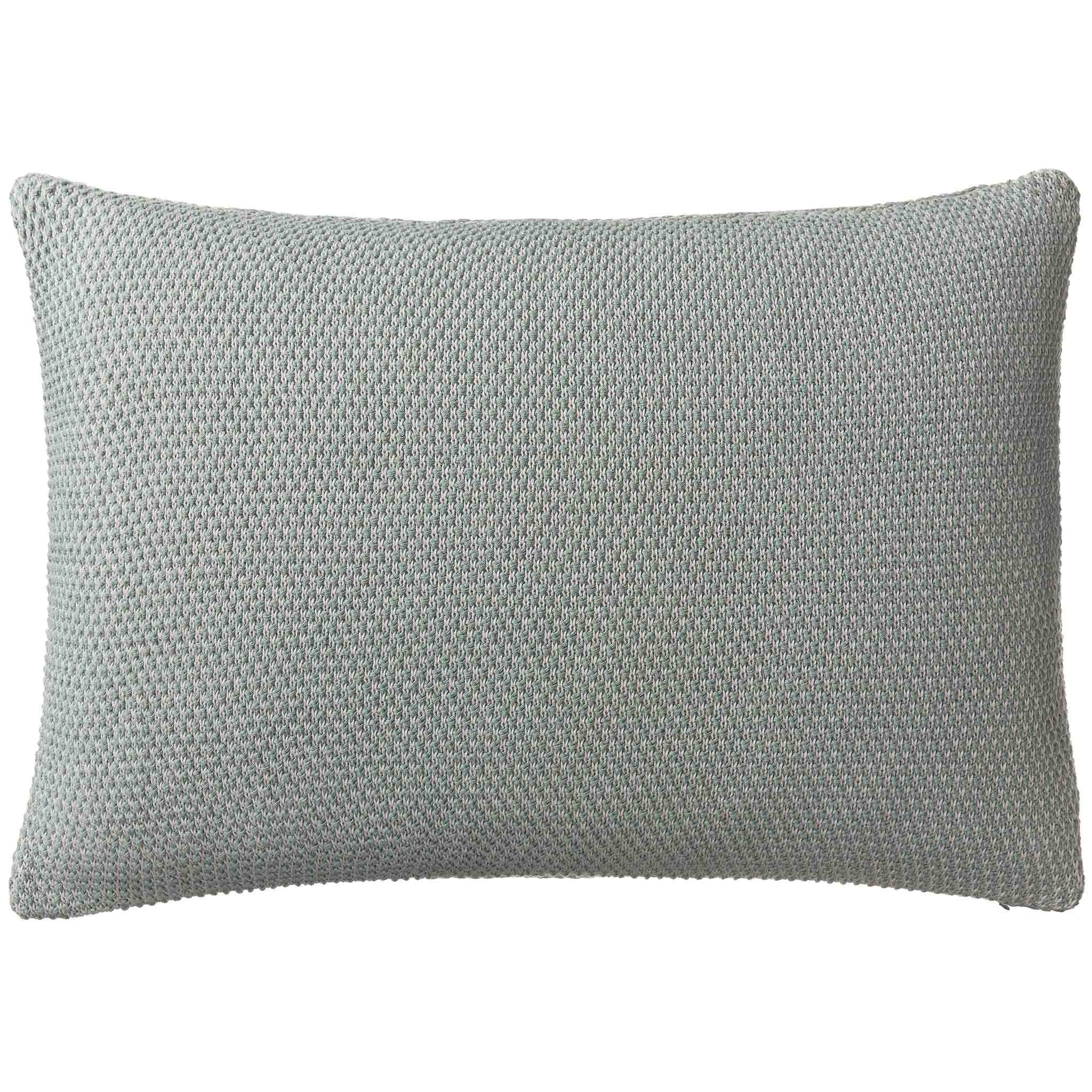 Alvor Cushion Cover [Green grey/Silver grey]