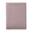 Anadia bedspread, light mauve, 100% cotton