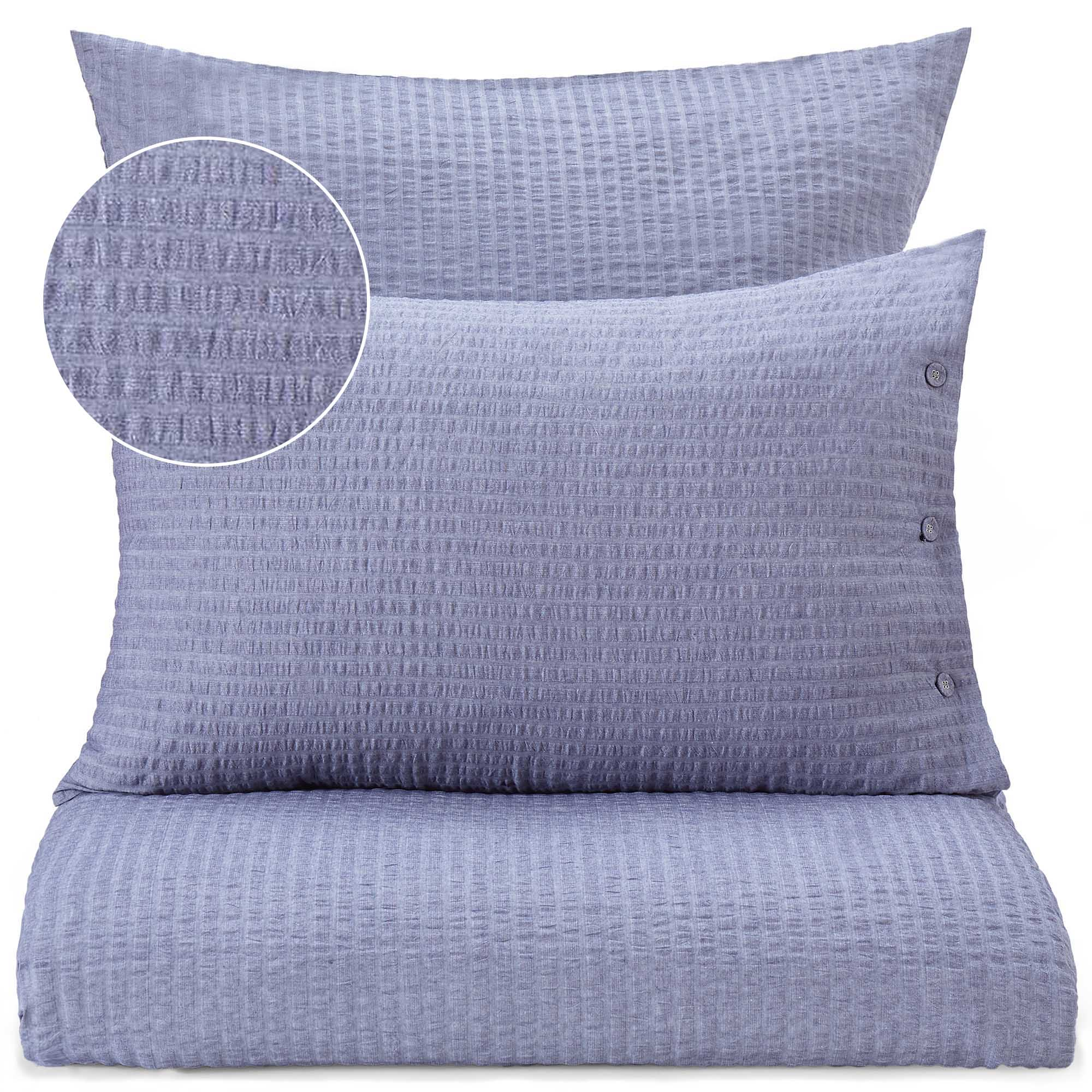 Ansei Pillowcase [Denim blue]