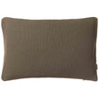 Antua cushion cover, olive green, 100% cotton