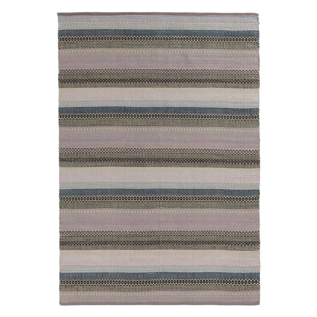 Aonla Rug [Light green/Light yellow/Grey]