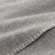 Aspan Blanket in light grey & off-white | Home & Living inspiration | URBANARA