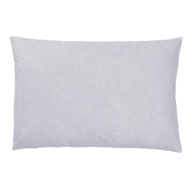 Auerbach Cushion Insert white, 50% duck feathers & 50% goose feathers | High quality homewares