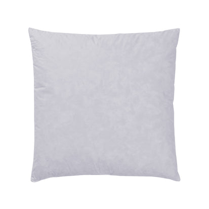 Auerbach Cushion Insert white, 50% duck feathers & 50% goose feathers