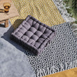 Barota Outdoor Rug in black & white | Home & Living inspiration | URBANARA
