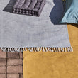 Udaka Outdoor Rug in silver grey | Home & Living inspiration | URBANARA