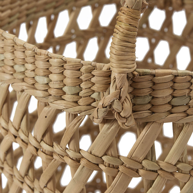 Banswara Storage natural, 100% kauna grass | URBANARA storage baskets