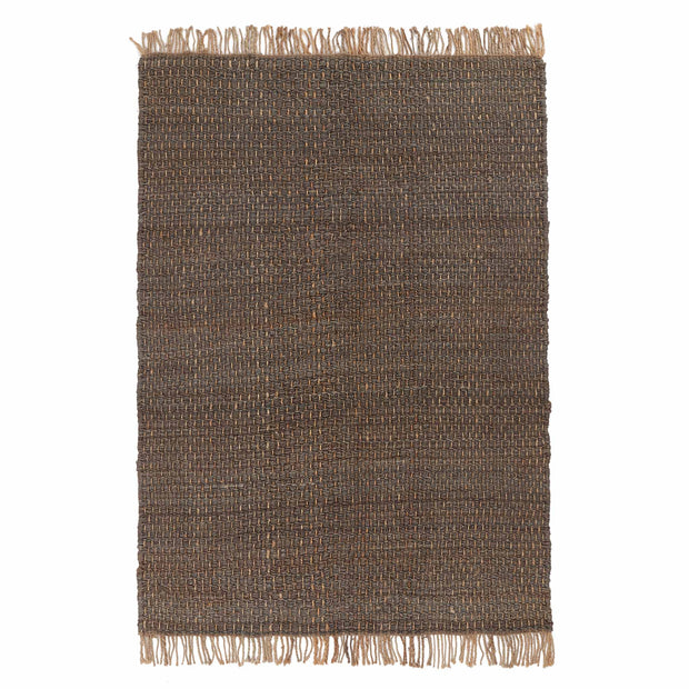 Baruva Rug in grey & natural | Home & Living inspiration | URBANARA