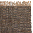Baruva Rug grey & natural, 100% jute