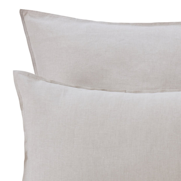 Bellvis Bed Linen natural, 100% linen | URBANARA linen bedding