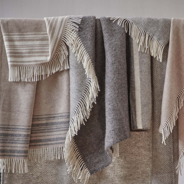 Oroya Alpaca Blanket in beige | Home & Living inspiration | URBANARA