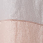 Cataya Linen Curtain light grey & light pink, 100% linen | Find the perfect curtains