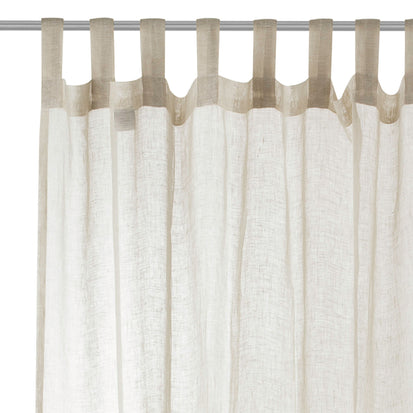 Cotopaxi Curtain Set in natural | Home & Living inspiration | URBANARA
