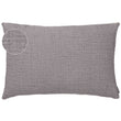 Couco Cushion light grey & grey, 100% cotton