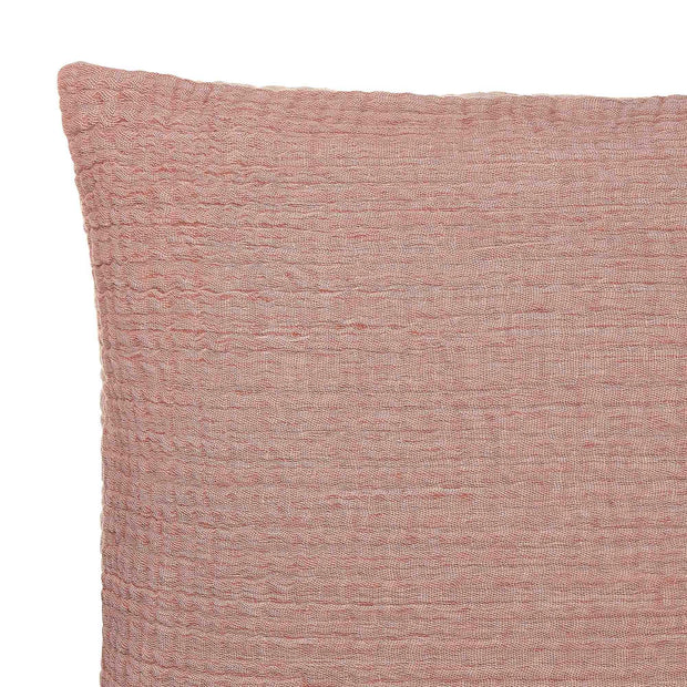 Couco cushion cover, rouge & natural, 100% cotton | URBANARA cushion covers