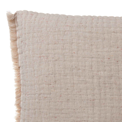 Cousso Cushion Cover in natural | Home & Living inspiration | URBANARA