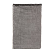 Cousso Bedspread grey, 75% cotton & 25% recycled polyester
