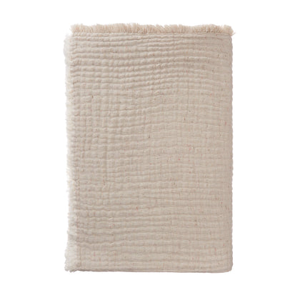 Cousso Bedspread natural, 75% cotton & 25% recycled polyester