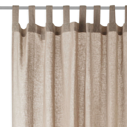 Cuyabeno Curtain in taupe | Home & Living inspiration | URBANARA