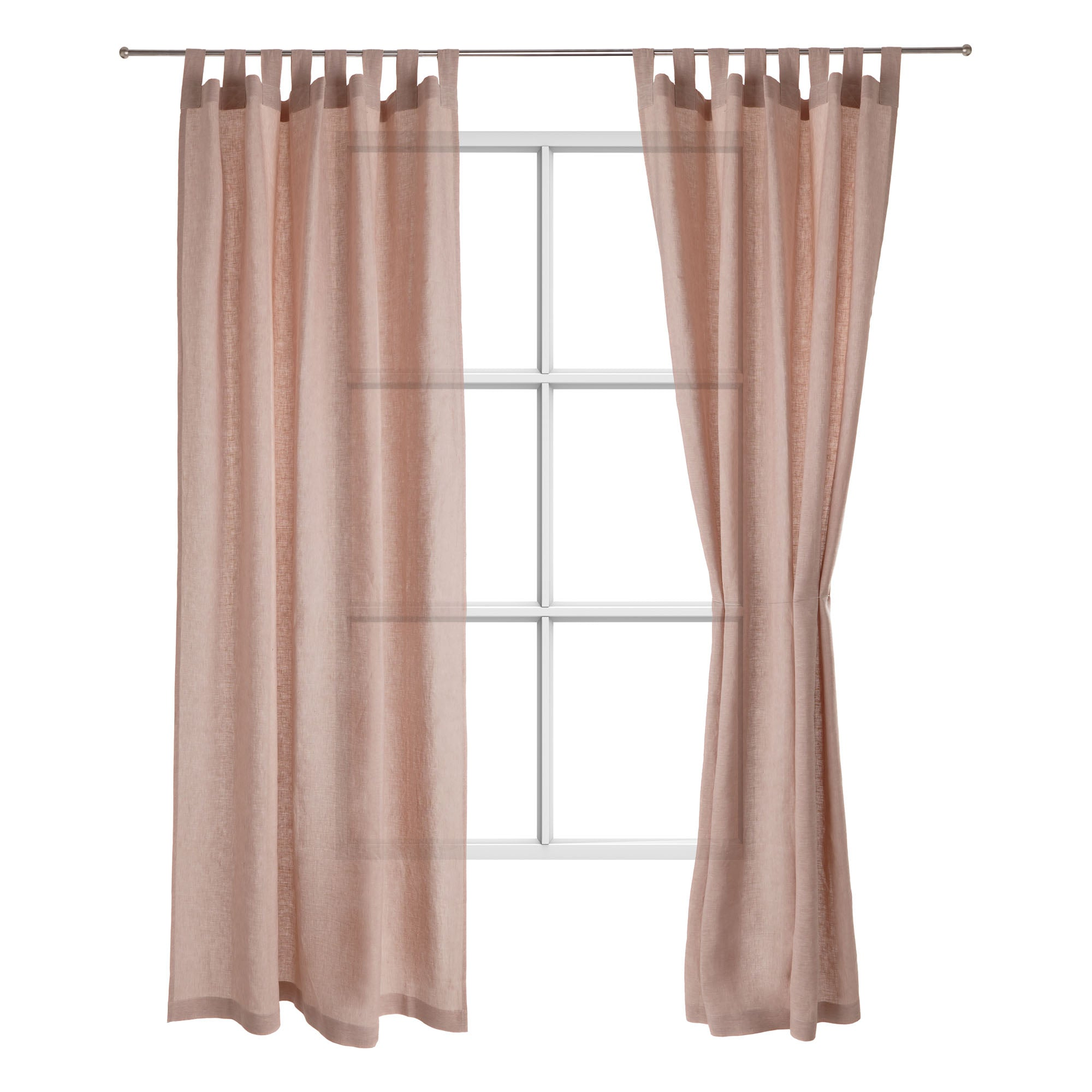 Cuyabeno Curtain [Dusty pink]