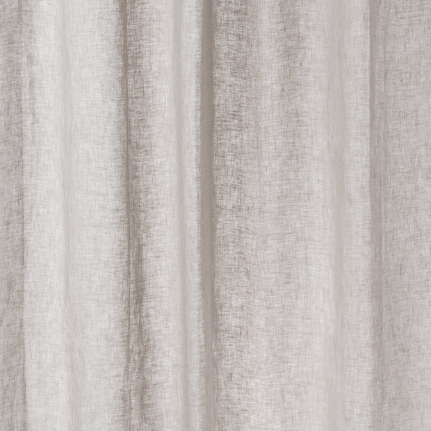 Cuyabeno Linen Curtain [Grey]